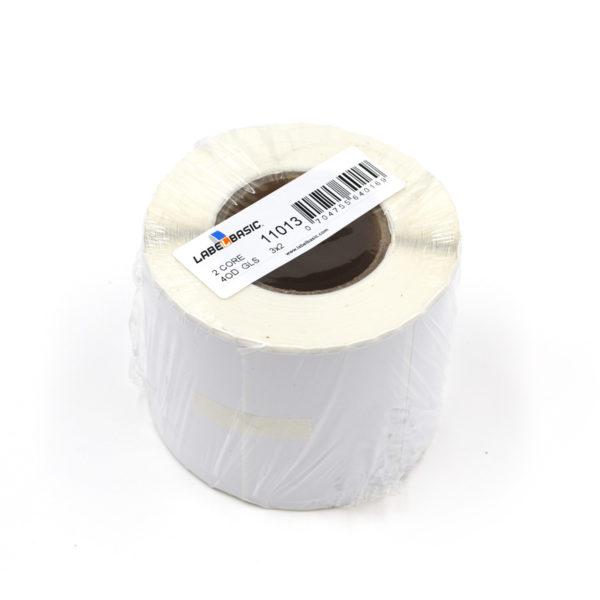 "3"" x 2"" Glossy Inkjet Label Roll"