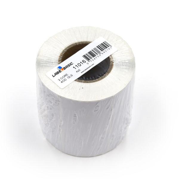 "4"" x 2"" Glossy Inkjet Label Roll"