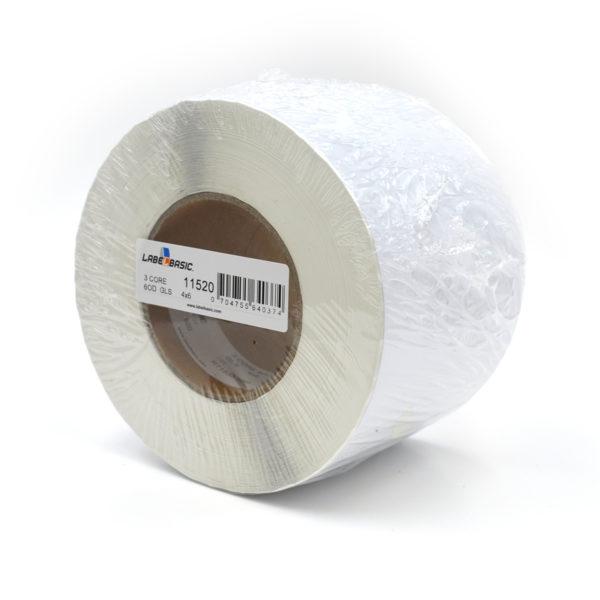 "4"" x 6"" Glossy Inkjet Label Roll"