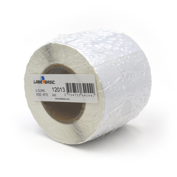 "3"" x 2"" Matte Inkjet Label Roll"