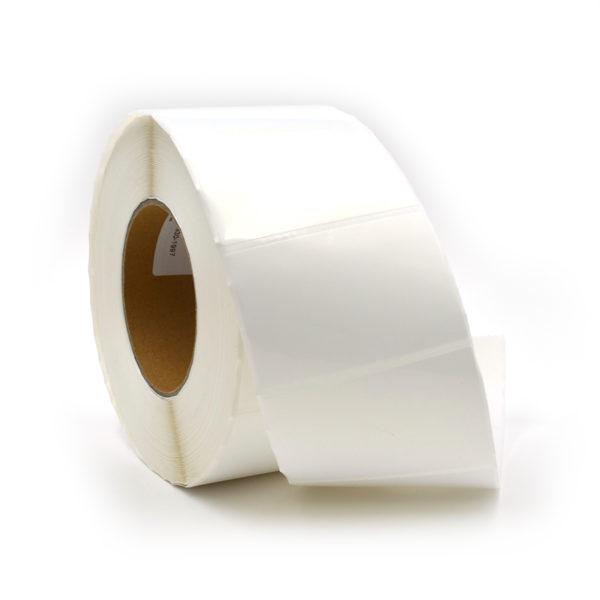 """3"""" x 2"""" Glossy Polypropylene Inkjet Label Roll"""