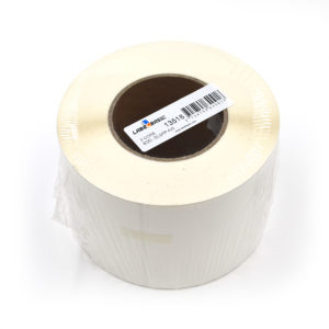 "4"" x 3"" Glossy Polypropylene Inkjet Label Roll"