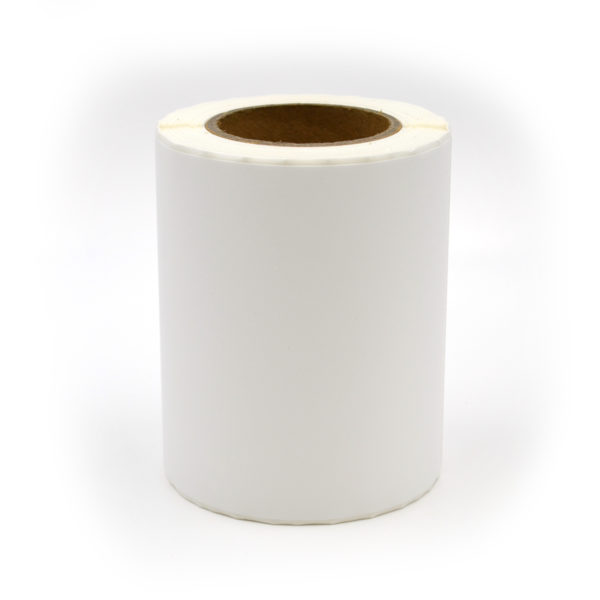 "4"" x 6"" Matte Polypropylene Inkjet Label Roll"