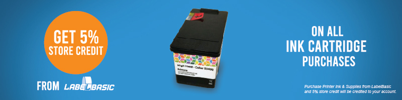 Buy Primera LX910 Ink at LabelBasic and get CashBack