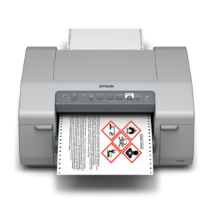 Shop Epson C831 Drum Label Printer at LabelBasic