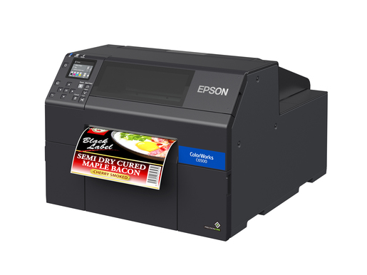 Shop Epson ColorWorks CW-C6500A Color Label Printer at LabelBasic