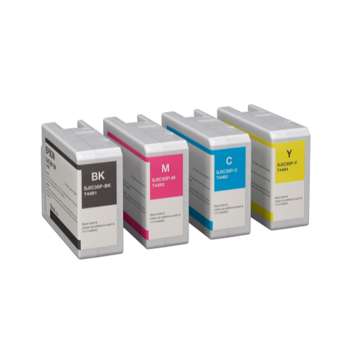 LabelBasic Sells Epson CW-C6000C6500 Ink Cartridge SJIC35P