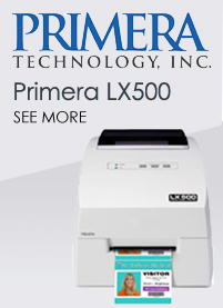 Shop Primera LX500 Label Rolls at LabelBasic