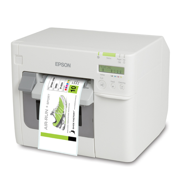 Shop Epson C3500 ColorWorks at LabelBasic