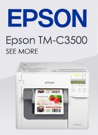 Labels for Epson TM-C3500